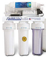 PurePro® Reverse Osmosis RO Water System Repalcement Water
